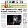 El Mundo y el gobierno 'son uno' contra Podemos: cómo enterrar el periodismo en cómodos plazos