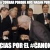 #CaNOnXCita: di NO al chanchullo de Gobierno y AEDE