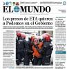 """""""Los constructores corruptos y los políticos presos quieren al PP en ayuntamientos y comunidades"""""""