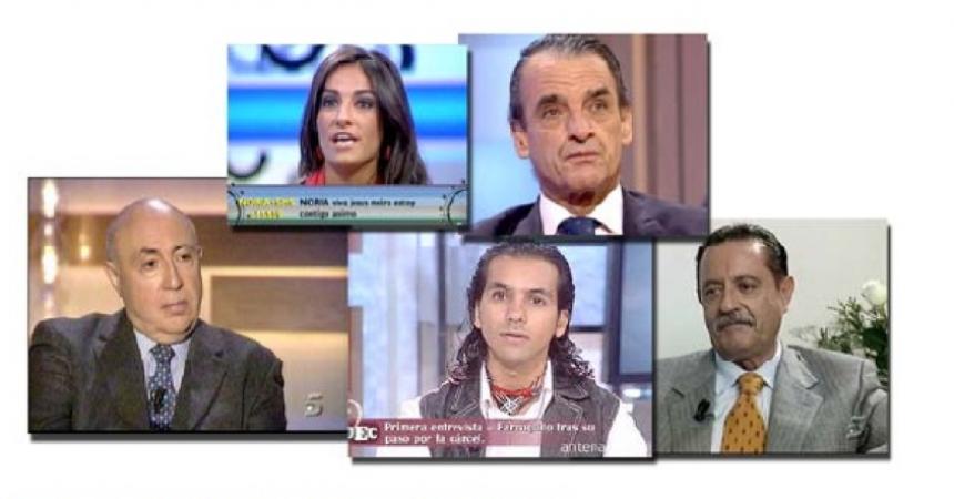 ¿Debe cobrar un delincuente por hablar en televisión de su delito?