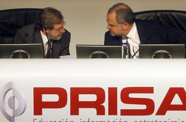 ¿El grupo PRISA agacha las orejas…