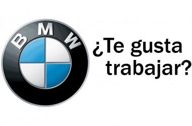 BMW: ¿Te gusta trabajar?