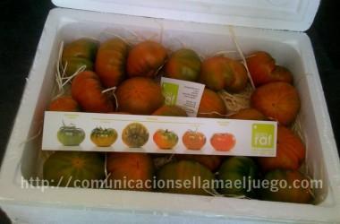 Lo último: el tomate Raf hace comunicación 2.0