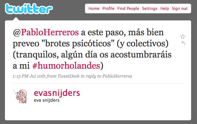 Twitterevasnijders
