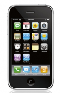 iPhone 3G, de Apple