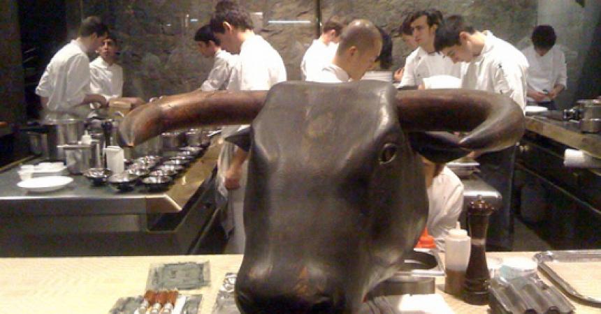 El Bulli: cena heladora e inolvidable en el mejor restaurante del mundo