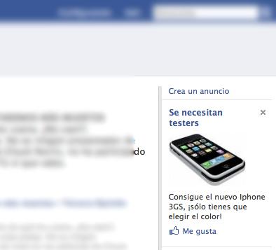 3bd603cdda4 Intolerable publicidad engañosa en Facebook | Comunicación se llama ...