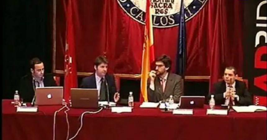 Vídeo de la jornada de Comunicación 2.0 en la Universidad Carlos III