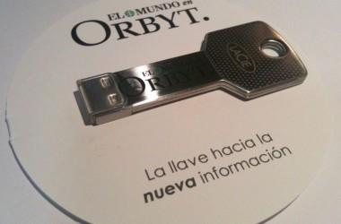 El Mundo presenta Orbyt, su formato híbrido entre lo online y el papel