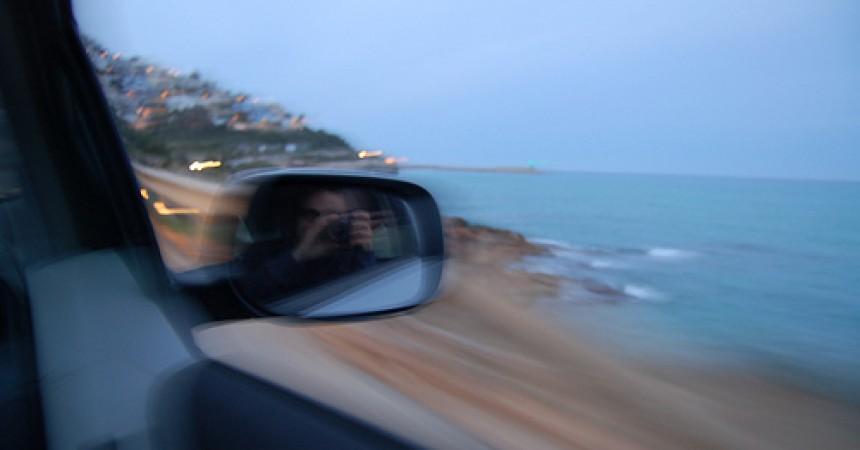 ¡El mar, idiota, el mar!