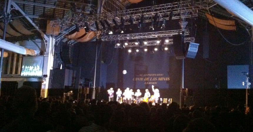 Los 10 mejores vídeos flamencos del Festival Internacional del Cante de las Minas 2010