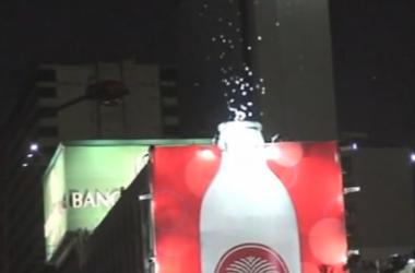 Burbujas que muestran el poder de un producto