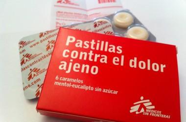 Pastillas contra el dolor ajeno: ¡contágiate!