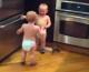 Vídeo genial de bebés y trío virtual con Camy e Iván