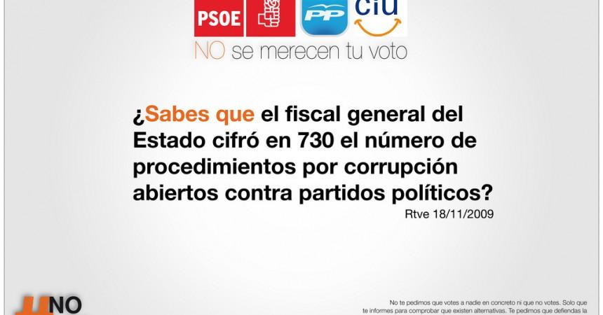 Hablamos del #15M y #nolesvotes #endiascomohoy