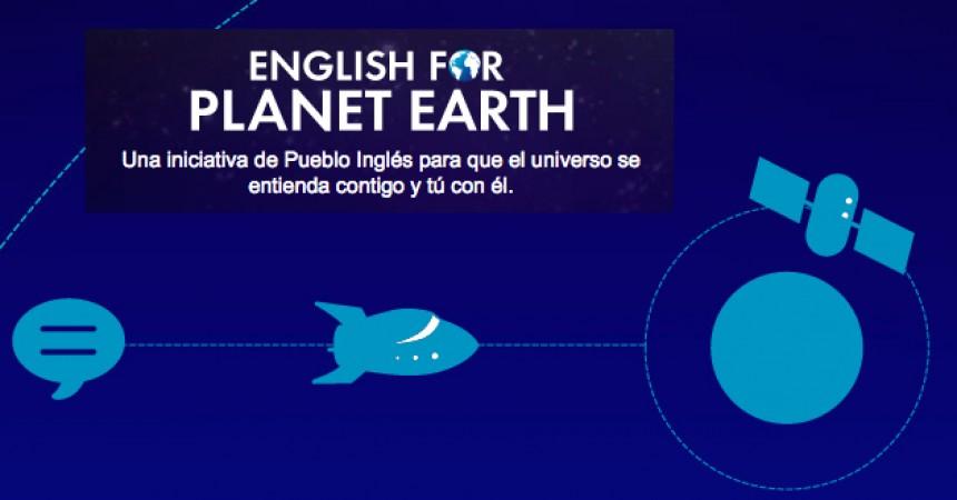 Unas clasecitas de inglés para extraterrestres