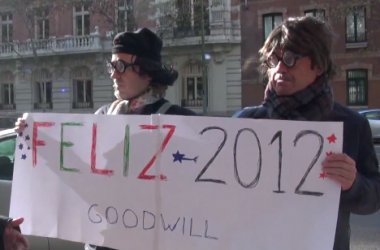 El videochristmas de Goodwill 2011