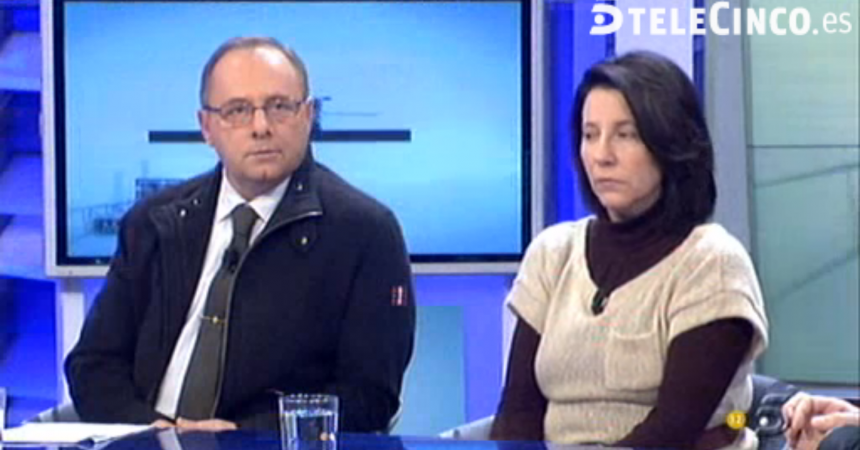 Gran especial en TeleCinco de la injusta sentencia de Marta del Castillo