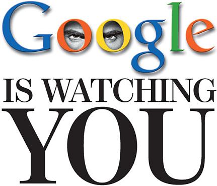 Google te vigila
