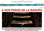 Portada de El Huffington Post