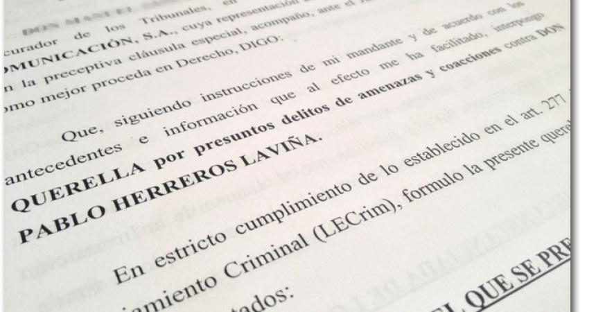 Telecinco me responsabiliza de perder 3,7 millones de euros y estima para mí hasta 3 años de cárcel