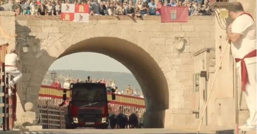 Camiones Volvo: arriesgarse en comunicación tiene premio