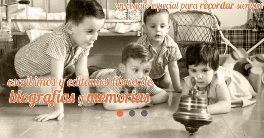 Memorias Ediciones: vivir para contarlo