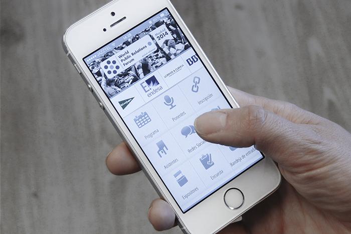 App del Foro Mundial de la Comunicación