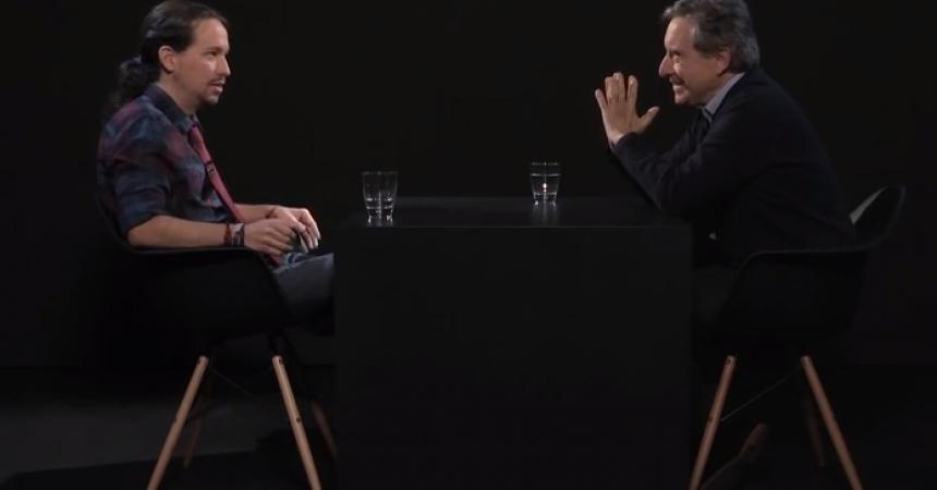 Entrevista de Pablo Iglesias a Iñaki Gabilondo: imprescindible para entender lo que está pasando