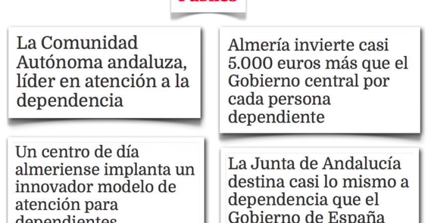 Así te engañan la Junta de Andalucía y Publico.es con tu propio dinero