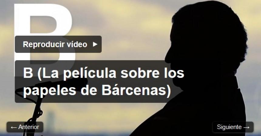 Con B de Bárcenas: una película necesaria hecha entre todos