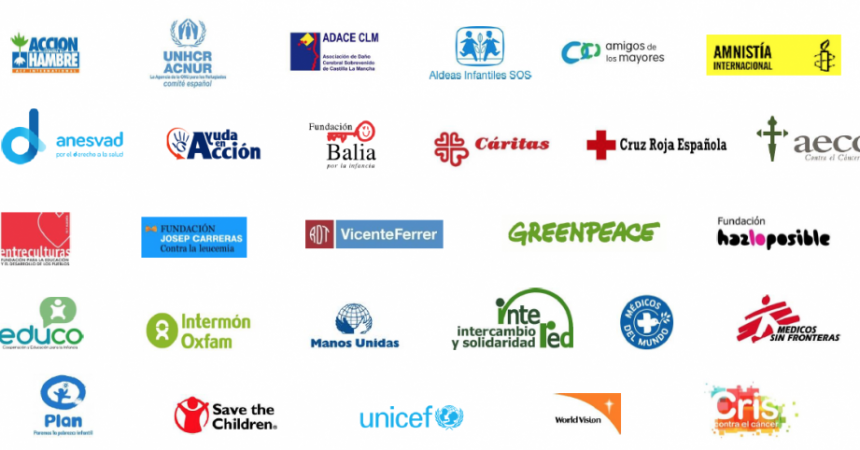 El escándalo de las ONG que gastan tu dinero en marketing