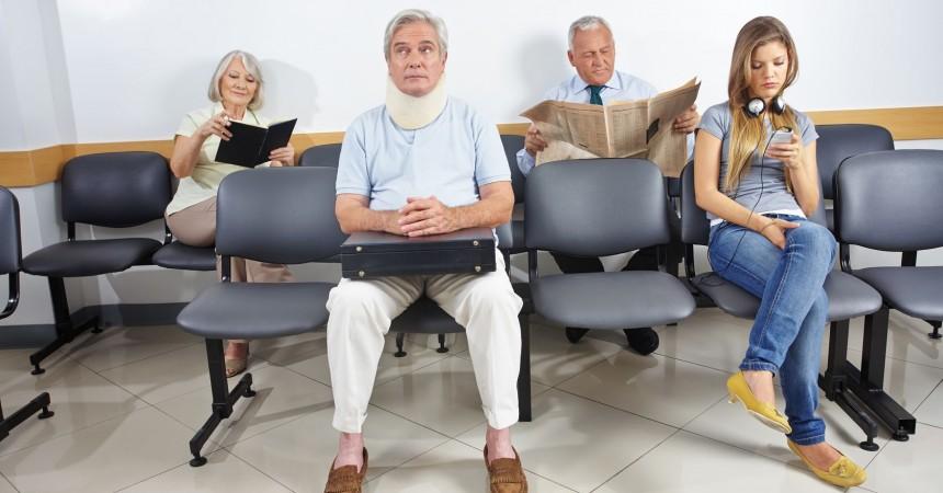 Una idea que mejoraría las esperas en consultas médicas