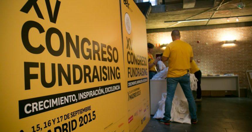 ¿Trabajas en #RSC? Ven al Congreso de Fundaising Madrid 2016