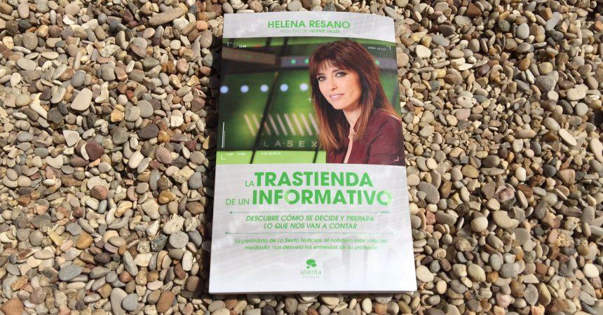 La trastienda de un informativo: viaja con Helena Resano al corazón del telediario