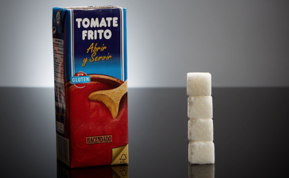 SinAzúcar.org: gran forma de plasmar el peligro del azúcar