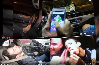 ¿Deben emitir las televisiones vídeos de locuras al volante?