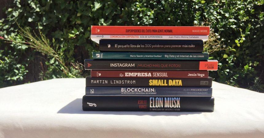 10 libros con los que inspirarte y cargar pilas este verano