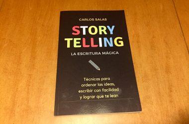 Storytelling, la escritura mágica: un libro para que te lean cuando escribas