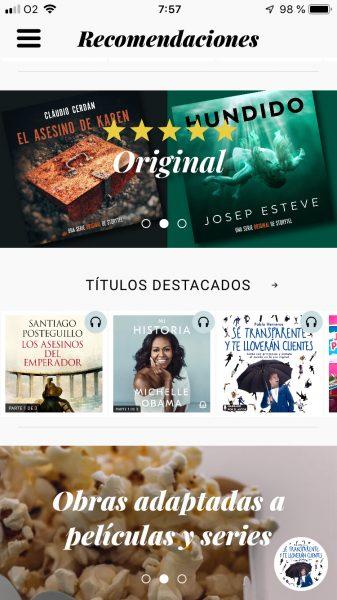 """En Storytel tienes cerca de 3.000 libros en español, entre los que hay muchos audiolibros recomendables, como """"Sé transparente y te lloverán clientes"""""""